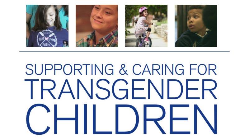 Support For Parents Of Transgender Child