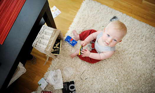 7 Important Ways To Childproof Your Home