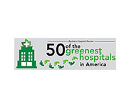 50 of the greenest hospitals in America