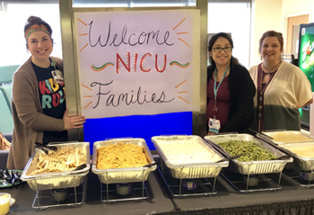 NICU family event