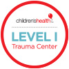 Children's Health Level 1 Trauma Center logo