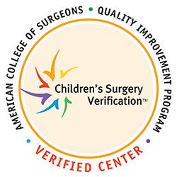 Children's Surgery Verification logo