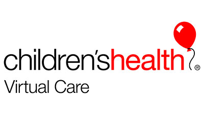 Childrens Health Virtual Care logo