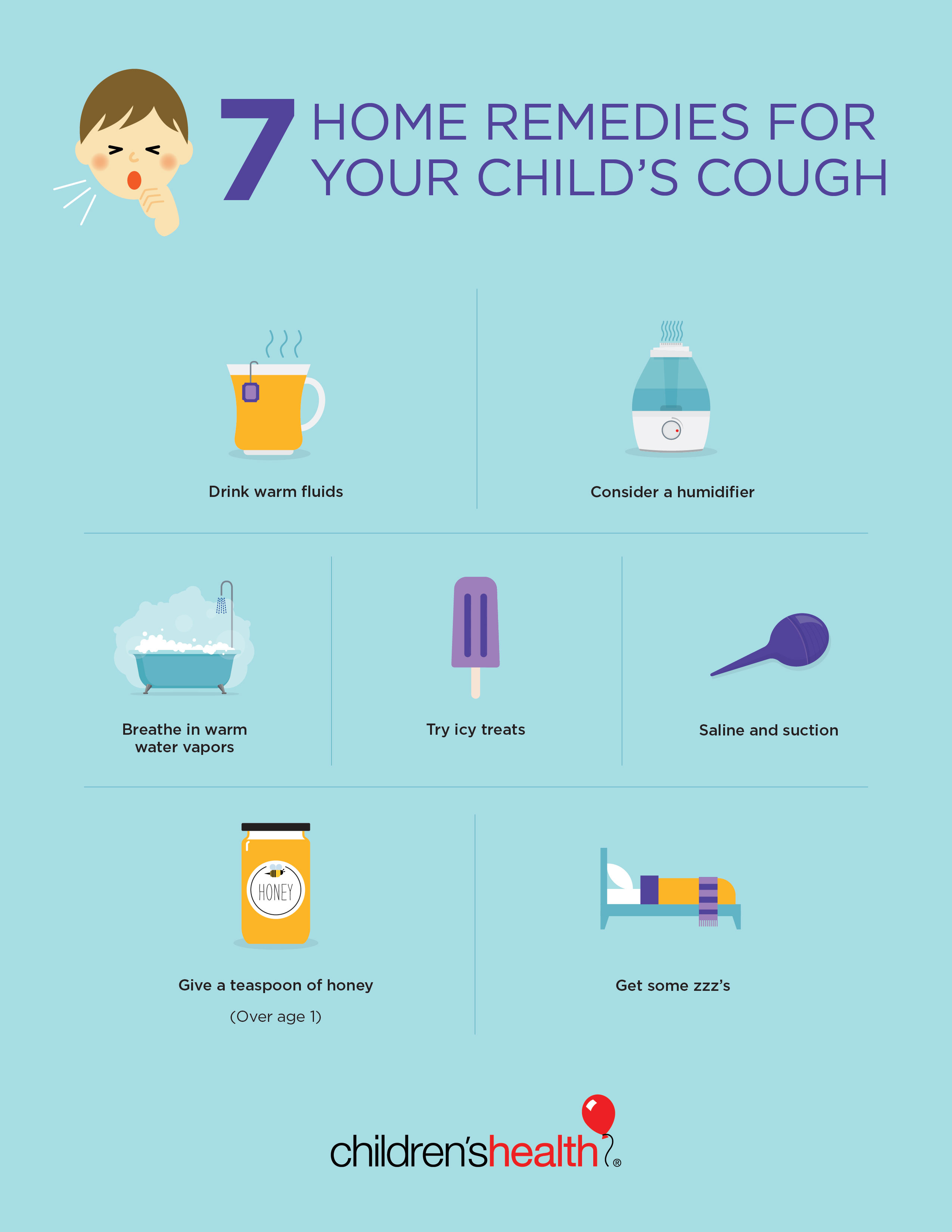 Home remedies for cough in kids - Children's Health