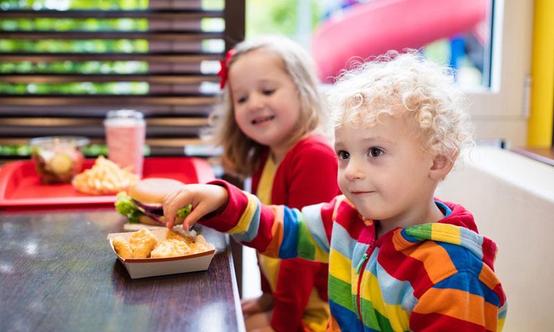 Résultat de l'image pour le cholestérol chez les enfants