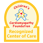 Recognized Center of Care Badge
