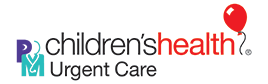 Children's Health PM Urgent Care They Colony logo