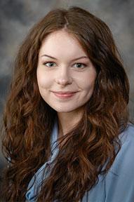 Julianna  Hudnall, MS, CGC
