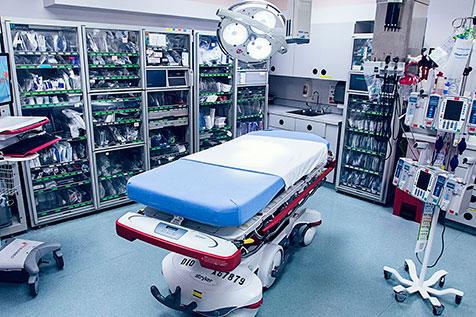 Pediatric Emergency Room / ER