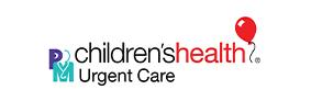 Logotipo de Children's Health PM Urgent Care
