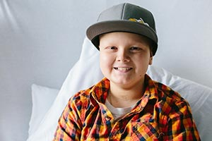 Dylan leukemia patient
