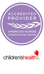 American Nurses Credentialing Center with Children's Logo