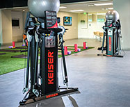 Pneumatic Weight Training System