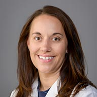 Portrait of Alicia Harding, nurse practitioner with the Headache Clinic at Children's Health