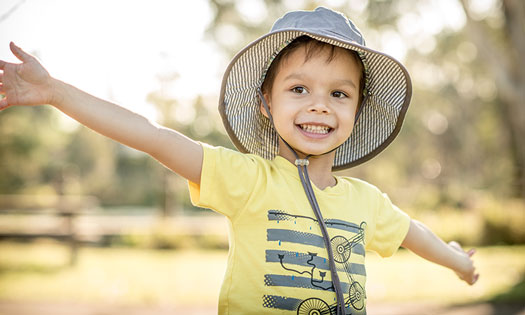 Preventing and treating chigger bites in kids