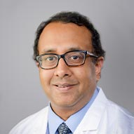 Portrait of Dr. Aakash Goyal, pediatric gastroenterology specialist