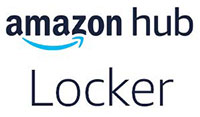 Amazon Locker Hub logo